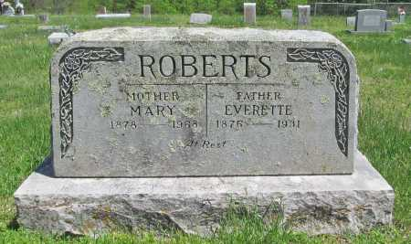 ROBERTS, EVERETTE - Washington County, Arkansas | EVERETTE ROBERTS - Arkansas Gravestone Photos
