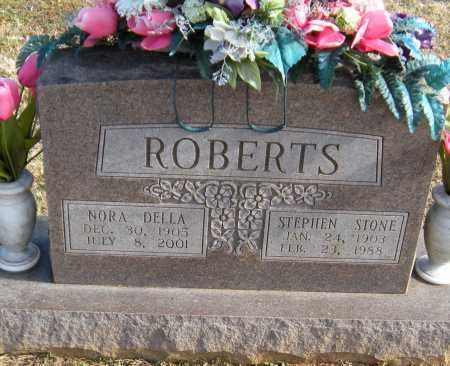 ROBERTS, STEPHEN STONE - Washington County, Arkansas | STEPHEN STONE ROBERTS - Arkansas Gravestone Photos