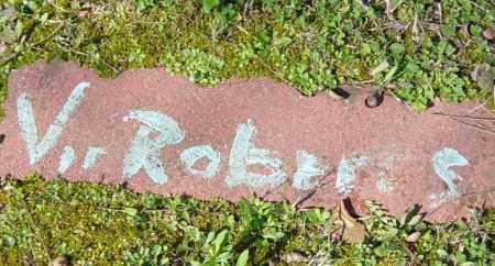 ROBERTS, VIR - Washington County, Arkansas | VIR ROBERTS - Arkansas Gravestone Photos