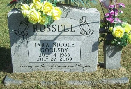 RUSSELL, TARA NICOLE - Washington County, Arkansas | TARA NICOLE RUSSELL - Arkansas Gravestone Photos