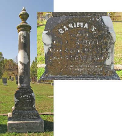 BALLARD SEVERS, BASIMA T - Washington County, Arkansas | BASIMA T BALLARD SEVERS - Arkansas Gravestone Photos