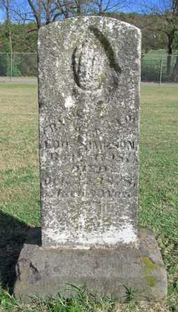 SIMPSON, FRANK - Washington County, Arkansas   FRANK SIMPSON - Arkansas Gravestone Photos
