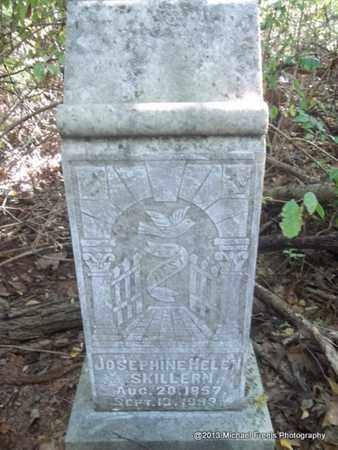 SKILLERN, JOSEPHINE HELEN - Washington County, Arkansas | JOSEPHINE HELEN SKILLERN - Arkansas Gravestone Photos