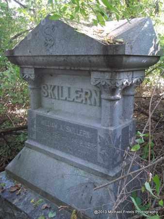 SKILLERN, WILLIAM A - Washington County, Arkansas | WILLIAM A SKILLERN - Arkansas Gravestone Photos