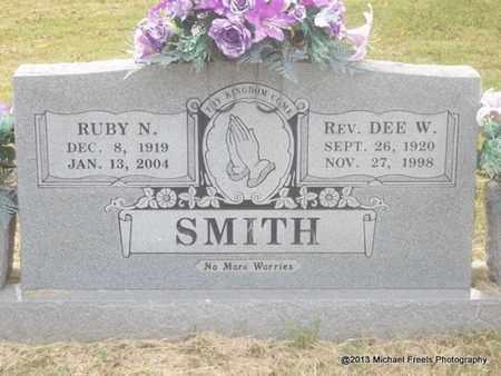 NAIL SMITH, RUBY NADINE - Washington County, Arkansas | RUBY NADINE NAIL SMITH - Arkansas Gravestone Photos