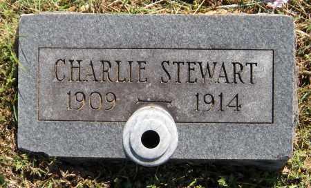STEWART, CHARLIE - Washington County, Arkansas   CHARLIE STEWART - Arkansas Gravestone Photos