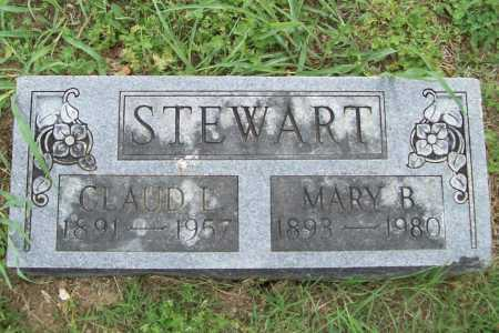 STEWART, MARY B - Washington County, Arkansas | MARY B STEWART - Arkansas Gravestone Photos