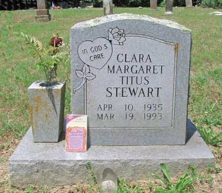 STEWART, CLARA MARGARET - Washington County, Arkansas   CLARA MARGARET STEWART - Arkansas Gravestone Photos