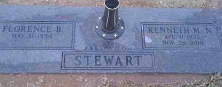STEWART, KENNETH M. N. - Washington County, Arkansas   KENNETH M. N. STEWART - Arkansas Gravestone Photos