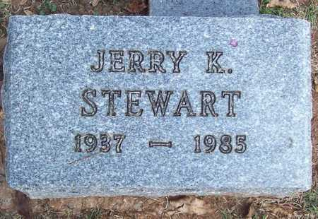 STEWART, JERRY K - Washington County, Arkansas   JERRY K STEWART - Arkansas Gravestone Photos