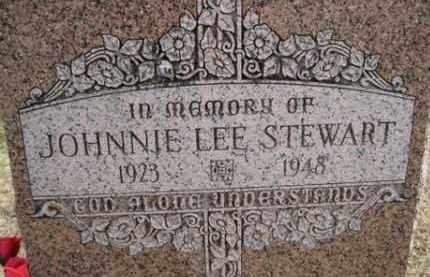 STEWART, JOHNNIE LEE - Washington County, Arkansas | JOHNNIE LEE STEWART - Arkansas Gravestone Photos