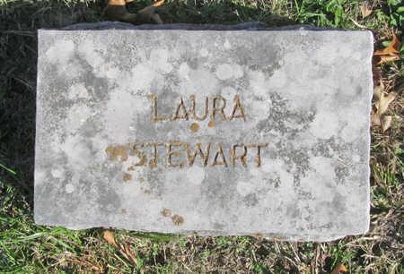 STEWART, LAURA - Washington County, Arkansas   LAURA STEWART - Arkansas Gravestone Photos
