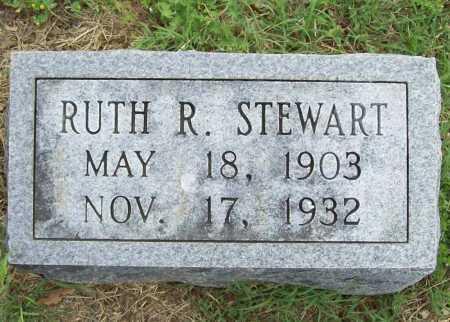 STEWART, RUTH R - Washington County, Arkansas   RUTH R STEWART - Arkansas Gravestone Photos
