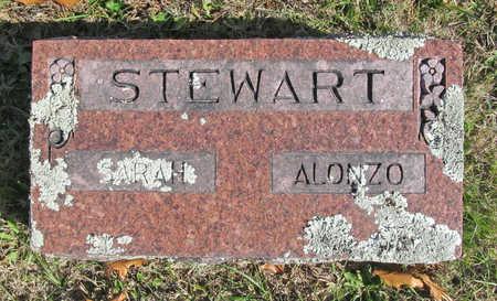 STEWART, SARAH - Washington County, Arkansas   SARAH STEWART - Arkansas Gravestone Photos