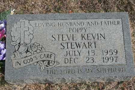 STEWART, STEVE KEVIN - Washington County, Arkansas   STEVE KEVIN STEWART - Arkansas Gravestone Photos