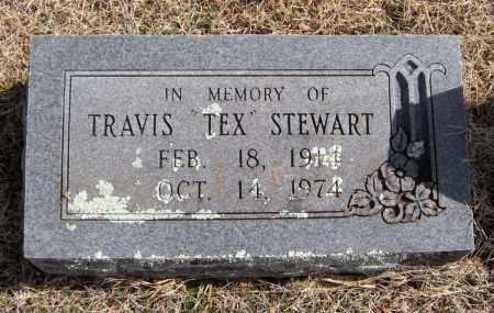 "STEWART, TRAVIS ""TEX"" - Washington County, Arkansas | TRAVIS ""TEX"" STEWART - Arkansas Gravestone Photos"