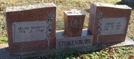 STOKENBURY, JOHNNY LEE - Washington County, Arkansas | JOHNNY LEE STOKENBURY - Arkansas Gravestone Photos