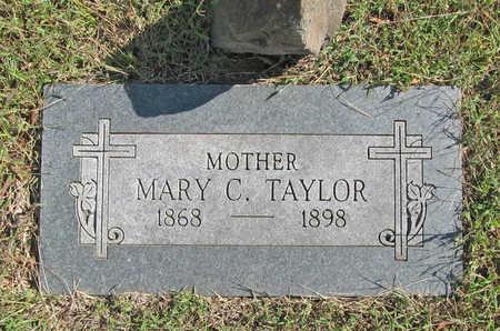 TAYLOR, MARY C - Washington County, Arkansas | MARY C TAYLOR - Arkansas Gravestone Photos
