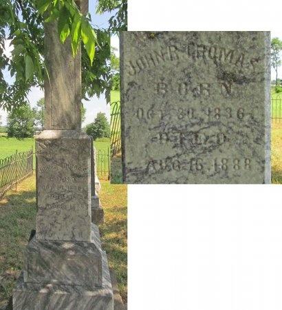 THOMAS, JOHN R - Washington County, Arkansas | JOHN R THOMAS - Arkansas Gravestone Photos