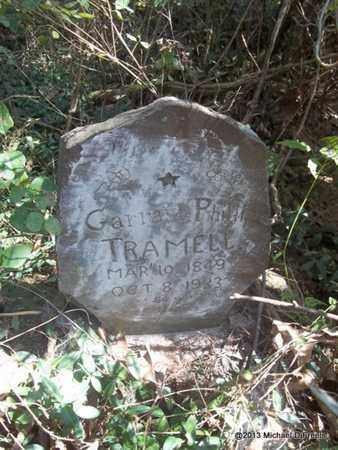 TRAMELL, GARRARD PHILLIP - Washington County, Arkansas | GARRARD PHILLIP TRAMELL - Arkansas Gravestone Photos