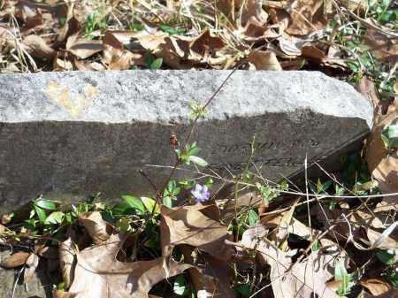 UNKNOWN, HEADSTONE - Washington County, Arkansas | HEADSTONE UNKNOWN - Arkansas Gravestone Photos