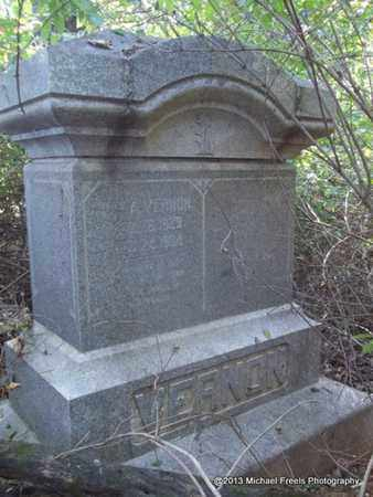 VERNON (VETERAN CSA), WILLIAM ANDERSON - Washington County, Arkansas   WILLIAM ANDERSON VERNON (VETERAN CSA) - Arkansas Gravestone Photos