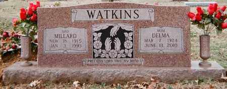 WATKINS, DELMA - Washington County, Arkansas | DELMA WATKINS - Arkansas Gravestone Photos