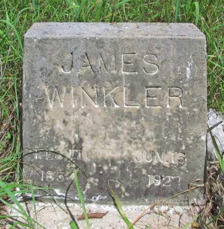 WINKLER, JAMES - Washington County, Arkansas | JAMES WINKLER - Arkansas Gravestone Photos