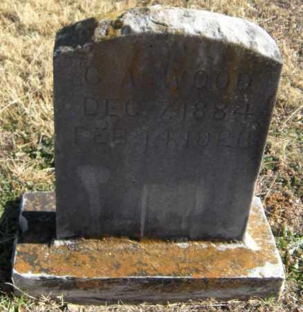 WOOD, C.A. - Washington County, Arkansas | C.A. WOOD - Arkansas Gravestone Photos