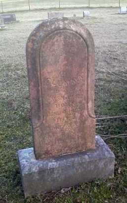 WOOD, CLEMMA - Washington County, Arkansas | CLEMMA WOOD - Arkansas Gravestone Photos