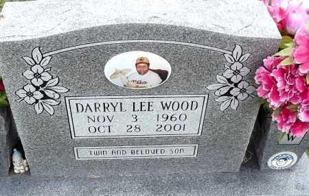 WOOD, DARRYL LEE - Washington County, Arkansas | DARRYL LEE WOOD - Arkansas Gravestone Photos