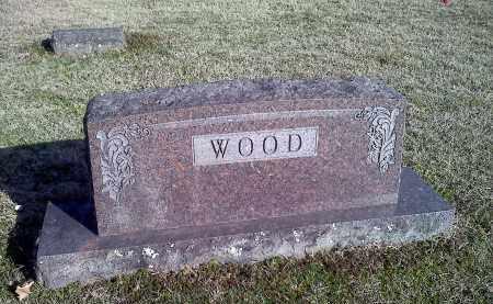 WOOD, FAMILY STONE - Washington County, Arkansas | FAMILY STONE WOOD - Arkansas Gravestone Photos
