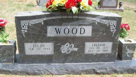 WOOD, FREDDIE - Washington County, Arkansas | FREDDIE WOOD - Arkansas Gravestone Photos