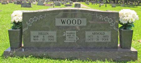 WOOD, HELEN - Washington County, Arkansas | HELEN WOOD - Arkansas Gravestone Photos