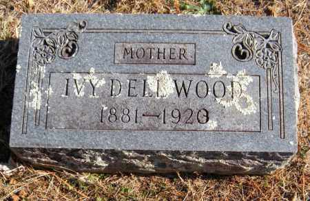 WOOD, IVY DELL - Washington County, Arkansas | IVY DELL WOOD - Arkansas Gravestone Photos