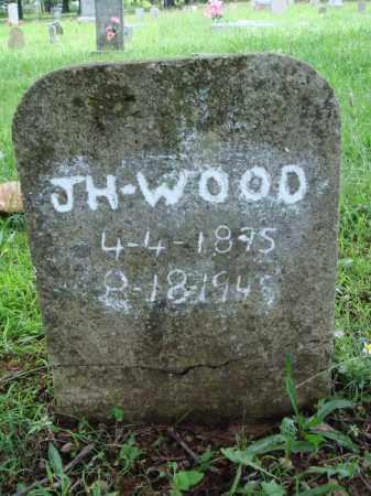 WOOD, J. H. - Washington County, Arkansas | J. H. WOOD - Arkansas Gravestone Photos
