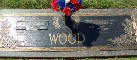 WOOD, JACK A. M.D. - Washington County, Arkansas | JACK A. M.D. WOOD - Arkansas Gravestone Photos