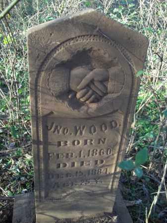 WOOD, JOHN ANDREW - Washington County, Arkansas   JOHN ANDREW WOOD - Arkansas Gravestone Photos