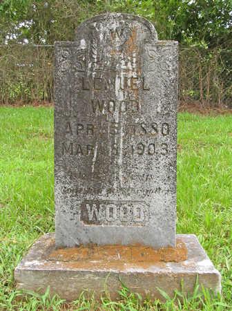 WOOD, LEMUEL - Washington County, Arkansas   LEMUEL WOOD - Arkansas Gravestone Photos