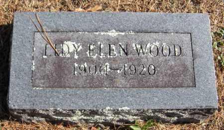 WOOD, LIDY ELEN - Washington County, Arkansas | LIDY ELEN WOOD - Arkansas Gravestone Photos