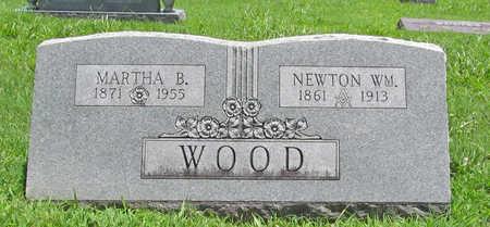 WOOD, NEWTON WILLIAM - Washington County, Arkansas | NEWTON WILLIAM WOOD - Arkansas Gravestone Photos