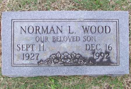 WOOD, NORMAN L - Washington County, Arkansas | NORMAN L WOOD - Arkansas Gravestone Photos