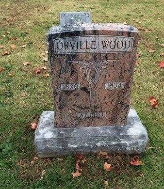 WOOD, ORVILLE - Washington County, Arkansas | ORVILLE WOOD - Arkansas Gravestone Photos