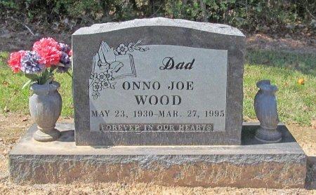 WOOD, ONNO JOE - Washington County, Arkansas | ONNO JOE WOOD - Arkansas Gravestone Photos
