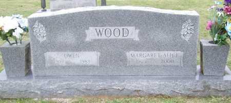 WOOD, OWEN - Washington County, Arkansas | OWEN WOOD - Arkansas Gravestone Photos
