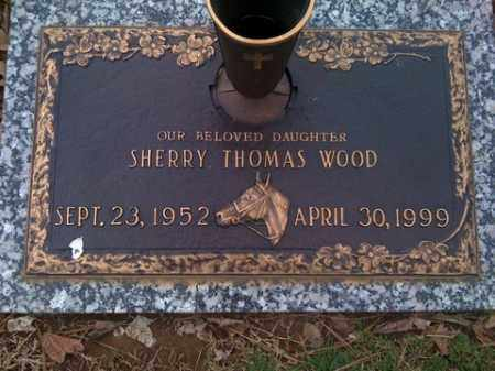 WOOD, SHERRY - Washington County, Arkansas | SHERRY WOOD - Arkansas Gravestone Photos