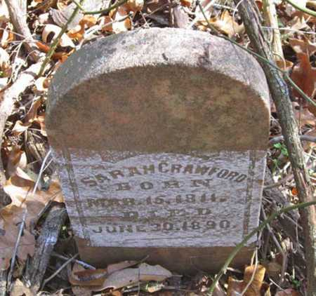 WOOD, SARAH DALLIE - Washington County, Arkansas | SARAH DALLIE WOOD - Arkansas Gravestone Photos