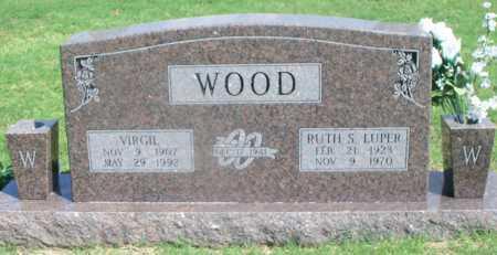 "WOOD, RUTH S ""RUTHIE"" - Washington County, Arkansas   RUTH S ""RUTHIE"" WOOD - Arkansas Gravestone Photos"