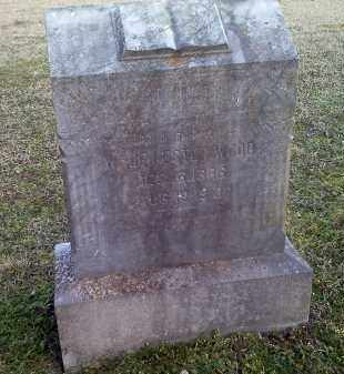WOOD, WADE LESTER - Washington County, Arkansas | WADE LESTER WOOD - Arkansas Gravestone Photos