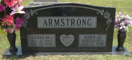 ARMSTRONG, VERA A - White County, Arkansas | VERA A ARMSTRONG - Arkansas Gravestone Photos